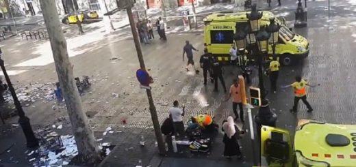 """ISIS reivindicó el atentado en Barcelona: """"el blanco eran los lugares cruzados en España"""""""