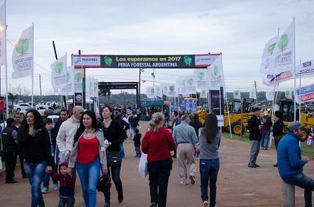 Hoy lanzamiento de la 12° edición de la Feria Forestal Argentina