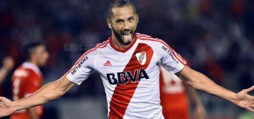 Otra lesión de Larrondo en River que pone en duda su continuidad como futbolista
