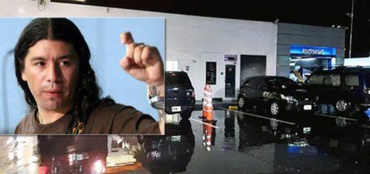 Pablo Lescano quedó involucrado en un crimen en Bahía Blanca