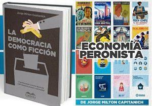 El político chaqueño Jorge Capitanich presentará en la UNaM dos libros de su autoría