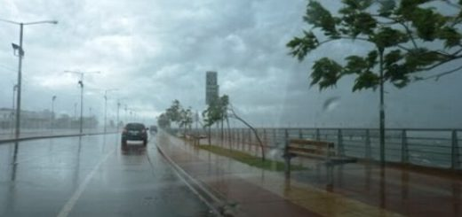 Se esperan tormentas fuertes para el mediodía en Misiones