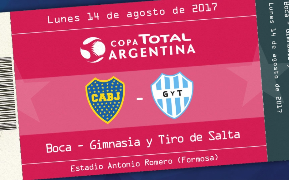 Copa Argentina: la peña Posadas Orgullo Azul y Oro organiza un viaje para ver a Boca en Formosa