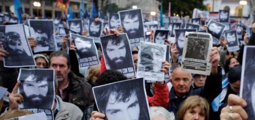 Éste es el video que muestra a Santiago en la ruta 40 antes de la represión