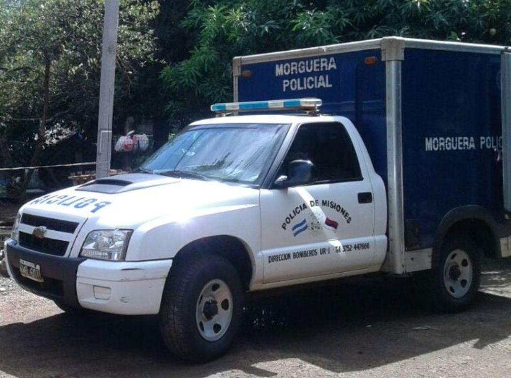 Falleció un motociclista tras un despiste en la calle Belgrano de Apóstoles
