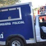 Violento accidente entre El Soberbio y San Vicente