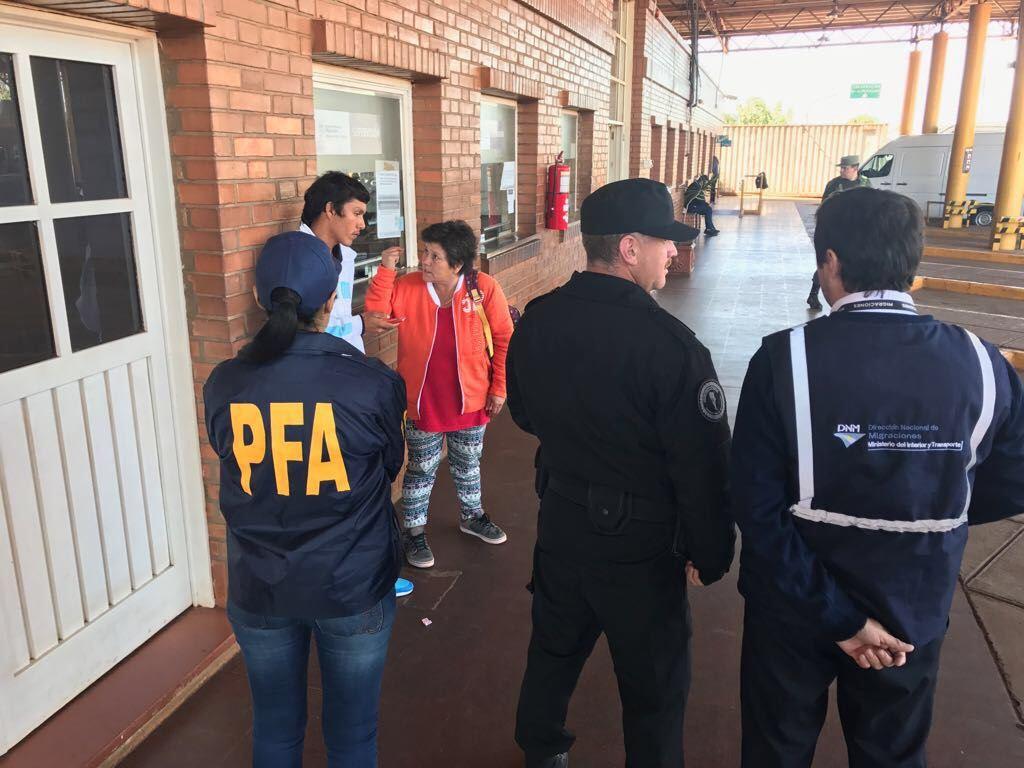 Posadas: expulsaron del país a un ciudadano paraguayo con múltiples causas por narcotráfico