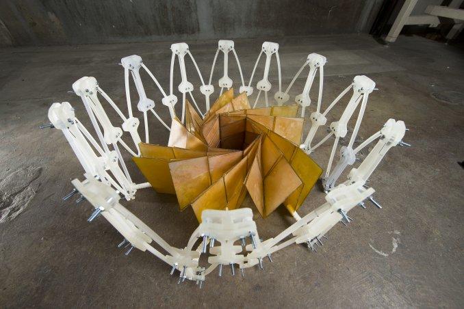 La NASA busca expertos en origamis para hacer un escudo