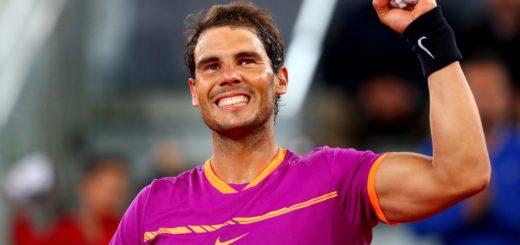 Rafael Nadal es el nuevo número uno del mundo