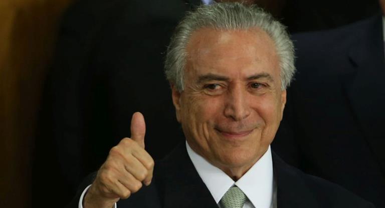 Temer eludió la destitución: el Congreso brasileño rechazó la denuncia por corrupción