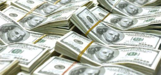 Tras dos bajas, el dólar subió a $ 17,54