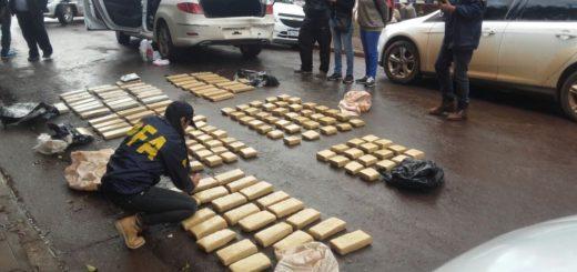 Confirman el procesamiento de los puntanos detenidos con droga en Posadas: quedaron a un paso del juicio oral