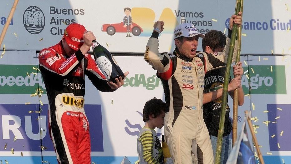 El «Pato» Silva se quedó con los 1000 kilómetros de Buenos Aires