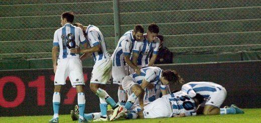 Racing le ganó a Mitre y avanza en la Copa Argentina