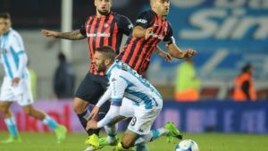San Lorenzo y Racing igualaron 1 a 1 en el primer clásico de la Súperliga