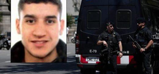 Atentado en Barcelona: Younes Abouyaaqoub, fue identificado como el conductor de la furgoneta que atentó en La Rambla