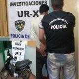 Recuperan otra moto robada: es de Montecarlo, pero estaba en Eldorado