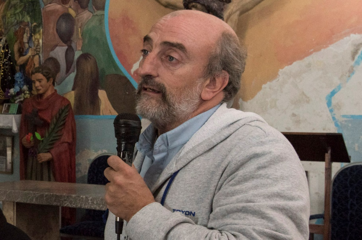 La AJUNAF repudió las amenazas que denunció el conocido padre Toto De Vedia