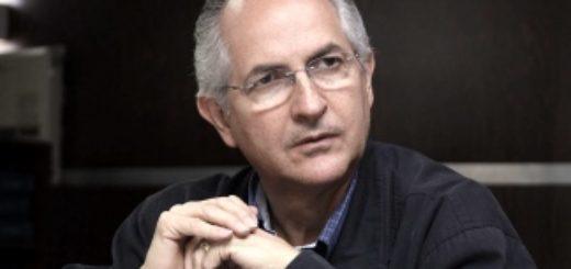 Venezuela: El alcalde opositor Antonio Ledezma fue devuelto al arresto domiciliario
