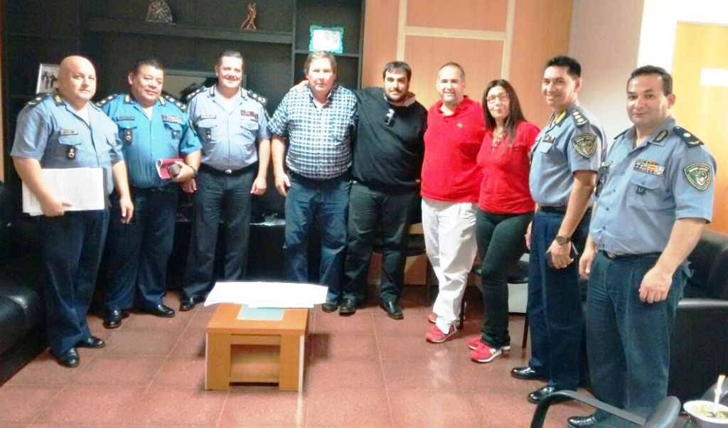 Acuerdan operativo de seguridad para el clásico Guaraní vs Crucero y las entradas se comienzan a vender mañana
