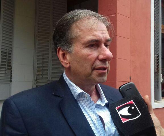 Schiavoni dijo que en los próximos días llamarán a licitación para el proyecto Aña Cuá