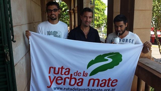 La Ruta de la Yerba Mate firma un inédito acuerdo con el Correo Argentino