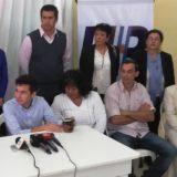 Puerta ratificó su liderazgo en el cierre de lista de diputados provinciales de Unión Popular