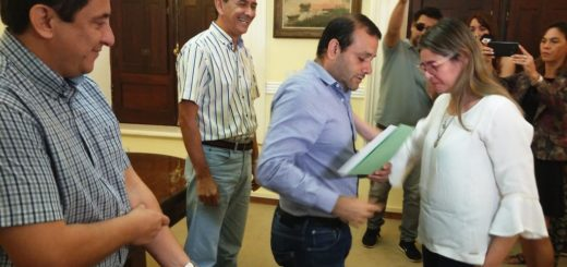 Con una segunda entrega se completaron los fondos para hogares convivenciales de Alem, Puerto Rico y San Pedro