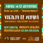 Yopará en el espacio cultural Pos Art el domingo 1 de octubre
