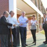 Passalacqua encabezó entrega de diez nuevas ambulancias para hospitales de la provincia