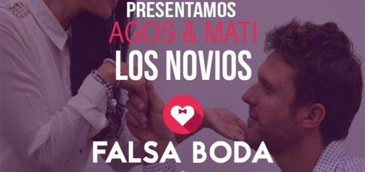 """Este sábado es la """"Falsa Boda"""" en Posadas y Misiones Online sorteará entradas"""
