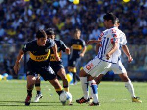 Boca recibe a Godoy Cruz de Mendoza para seguir bien arriba en la tabla