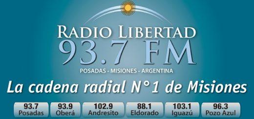 Vea Radio Libertad en VIVO de Misiones al mundo a través de Youtube