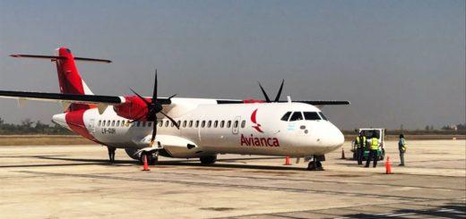 Llegó a Iguazú el vuelo que conectará a Misiones con Tucumán