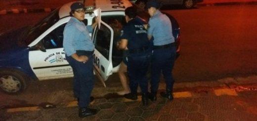 Violencia: vuelven a detener en Oberá a la mujer que había atacado a una docente de la Escuela 185