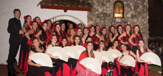 La Casa de la Colectividad Española revivió su cultura con la gastronomía y ballet propio en la Fiesta Nacional del Inmigrante