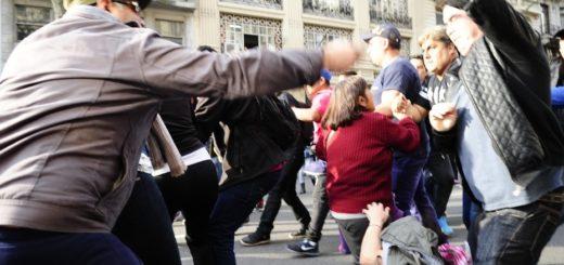 Excarcelaron a 30 de los 31 detenidos por los disturbios del viernes, en la marcha por Santiago Maldonado