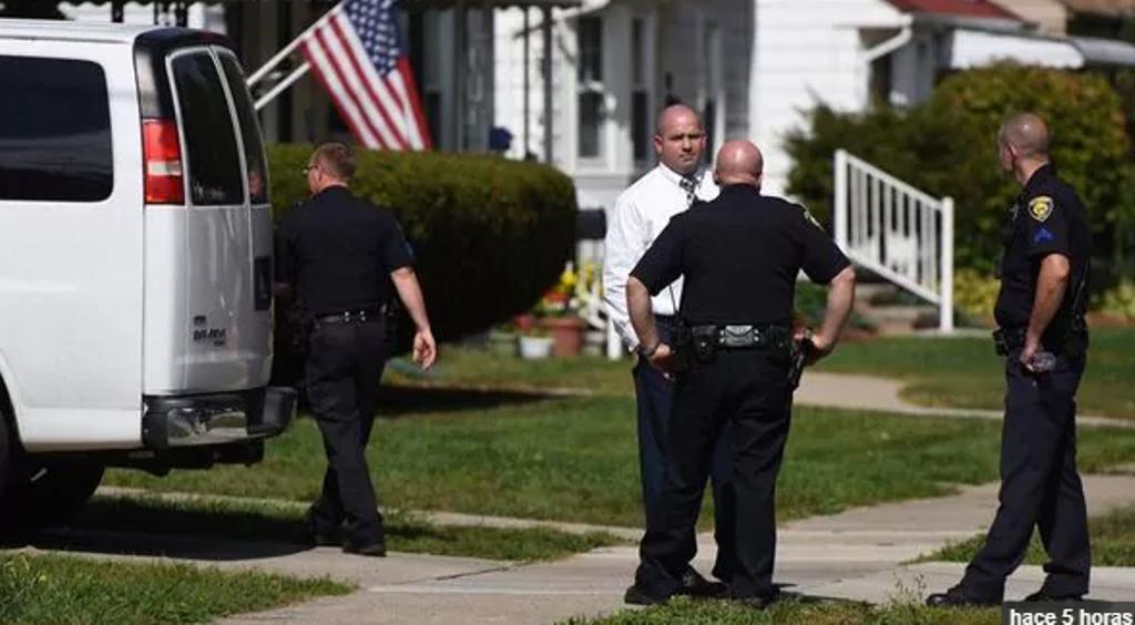 Un bebé le disparó a dos niños y causó conmoción
