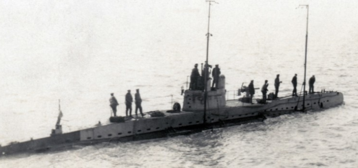 Hallan un submarino alemán de la Primera Guerra: los tripulantes estarían a bordo