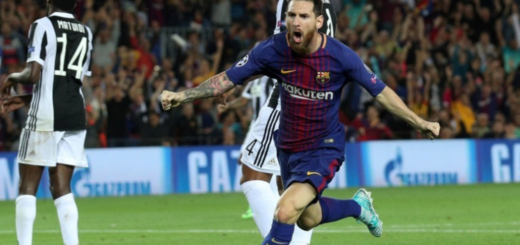 Liga de Campeones: Barcelona goleó a Juventus condos goles de Messi