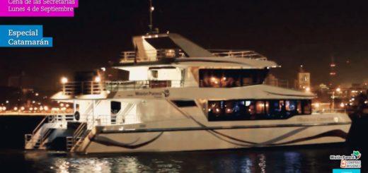 Hoy es el Día de la Secretaria y la fiesta es en el Catamarán: Adquirí el pase por Internet y pagalo en cuotas con tarjeta