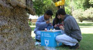 Jóvenes argentinos quedaron seleccionados entre 341 proyectos de América Latina con un proyecto que ayudará a combatir la pobreza infantil