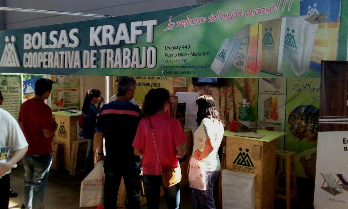 Cooperativa de trabajo Bolsas Kraft reafirma sus metas de recuperar mercados y consolidarse en ventas a nivel país