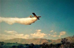 Realizan evacuaciones masivas en Cosquín por los incendios en las sierras cordobesas
