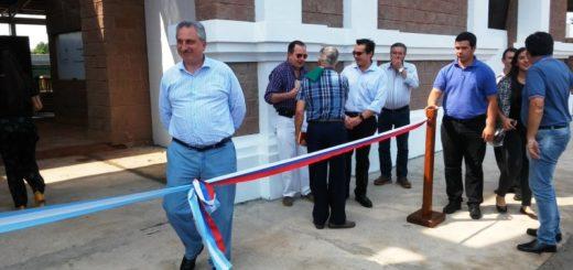 Transporte Público: Passalacqua dejó formalmente inaugurada la Estación Quaranta de Posadas