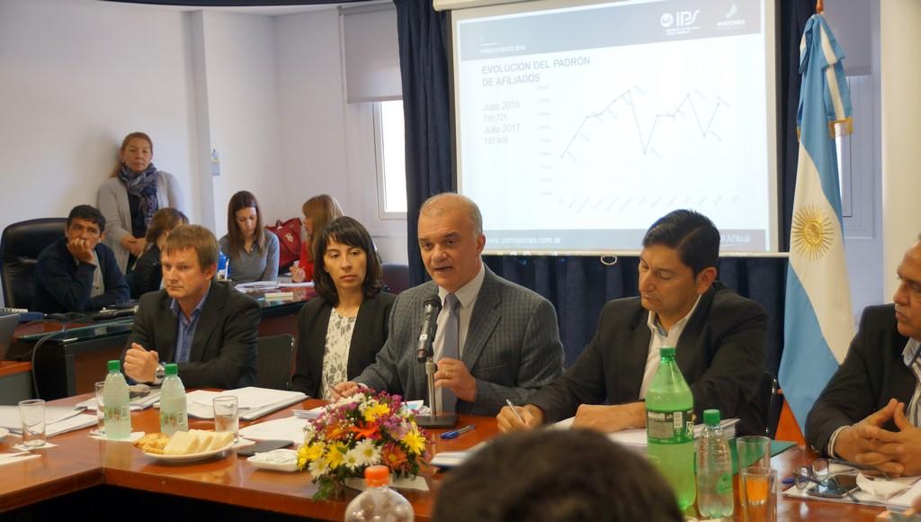 El presupuesto del IPS aumentará 39 por ciento en 2018