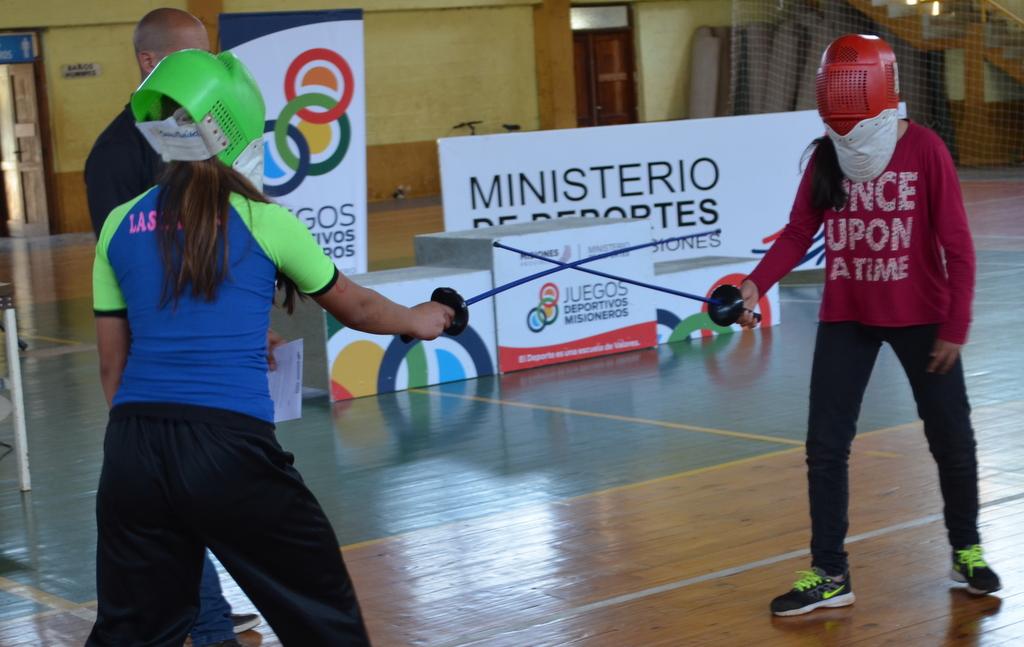 Fin de semana de finales en los Juegos Deportivos Misioneros