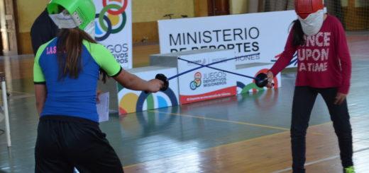 Siguen a pleno las finales de los Juegos Deportivos Misioneros