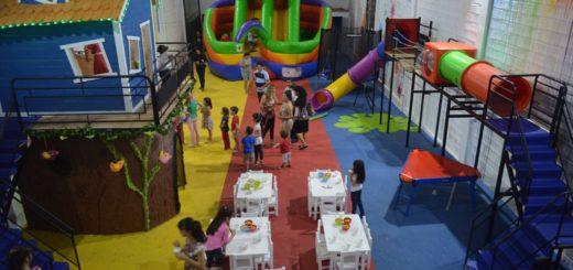 """Pelotero """"Mundo de Colores"""": un lugar pensado para la diversión de los chicos"""