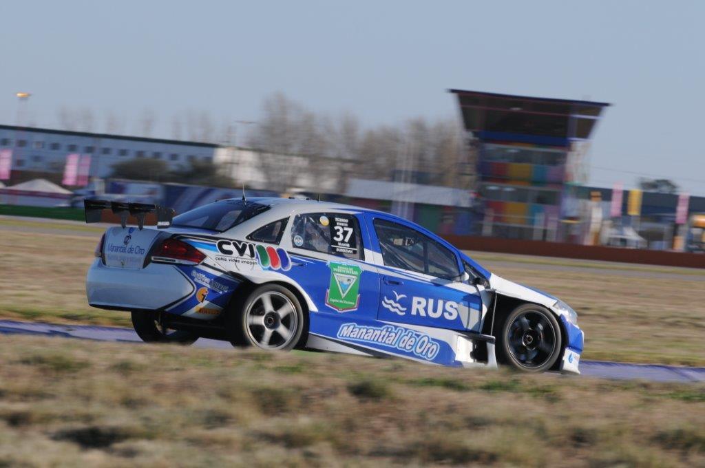 «Rudito» Bundziak corre la octava fecha del TC 2000 en Paraná